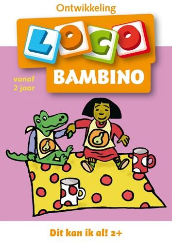 Loco Bambino Boekje - Dit Kan Ik Al! 2+
