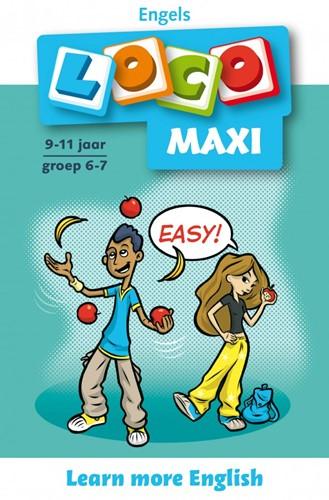 Loco Maxi Boekje - Learn More English