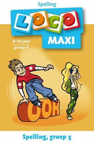 Loco Maxi Boekje - Spelling Groep 5