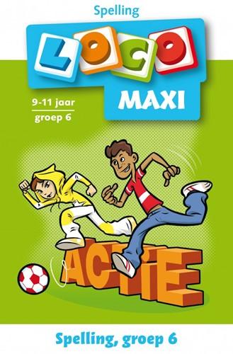 Loco Maxi Boekje - Spelling Groep 6