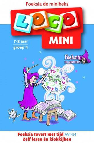 Loco Mini Boekje - Foeksia Tovert met Tijd