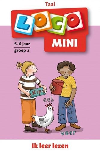 Loco Mini Boekje - Ik Leer Lezen