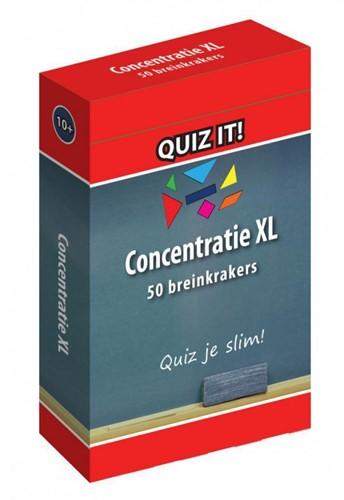 Quiz It - Concentratietraining XL