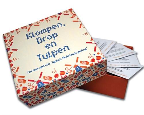Klompen, Drop en Tulpen