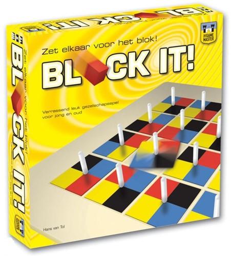 Block It! (Doos beschadigd)