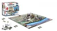 4D City Puzzel - Toronto (1000 stukjes)-2