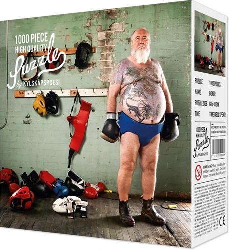 Boxer Puzzel (1000 stukjes)