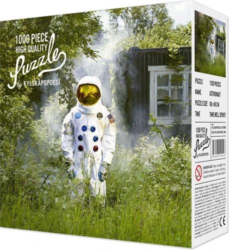 Astronaut Puzzel (1000 stukjes)