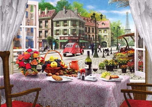 Paris & Venice Puzzel (4 x 500 stukjes)-2