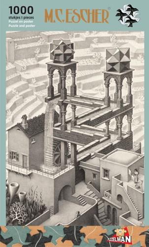 Waterval - M.C. Escher Puzzel (1000 stukjes)