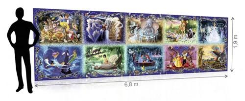 Een Onvergetelijk Disney Moment Puzzel (40.320 stukjes)-3