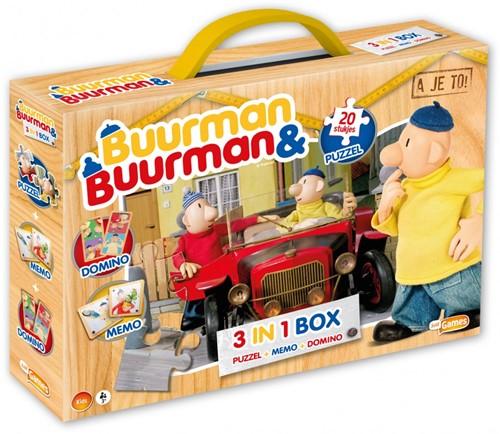 Buurman & Buurman - 3 in 1 Box