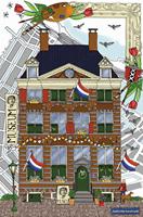 Amsterdam - Jodenbreestraat 4 (500 stukjes)-2