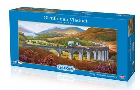 Glenfinnan Viaduct Puzzel (636 stukjes)