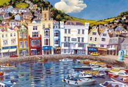 Boat Float Puzzel (1000 stukjes)