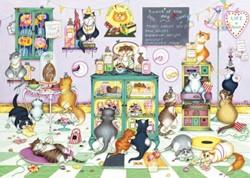 Life is Sweet Puzzel (1000 stukjes)