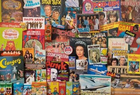 Spirit of the 70s Puzzel (1000 stukjes)