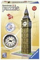 Big Ben met Klok - 3D Puzzel (216 stukjes)-1