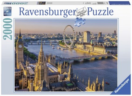 Londen Puzzel (2000 stukjes)