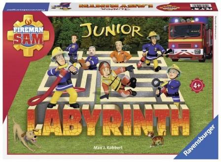 Fireman Sam Labyrinth Junior-1