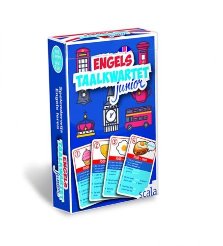 Engels Taalkwartet - Junior