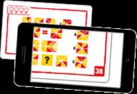 Logic Cards - Yellow-3