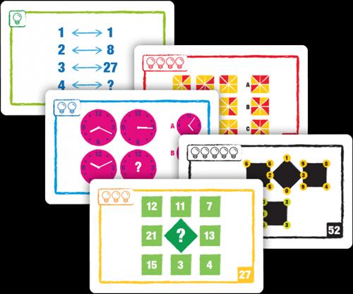 Logic Cards - Yellow-2
