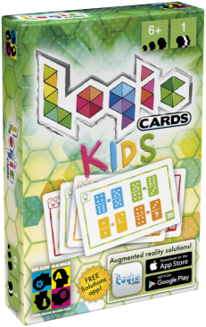 Logic Cards - Kids-1