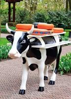 Hollands Mooiste - Kaas Koe Puzzel (100 stukjes)