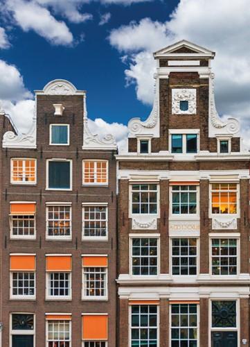 Hollands Mooiste - Grachtenpanden (100 stukjes)-2