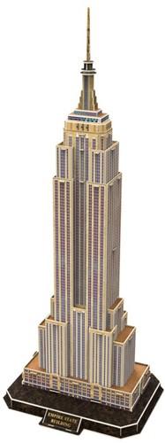 3D Puzzel - Empire State Building (66 stukjes)-2