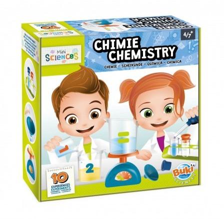 Mini Sciences - Scheikunde (10 Experimenten)