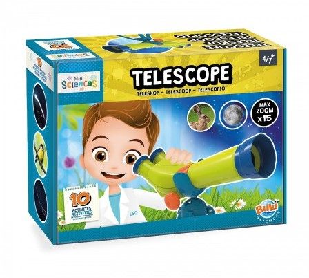 Mini Sciences - Telescoop (10 opdrachten)-1