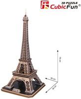 3D Puzzel Eiffeltoren (84 stukjes)-2