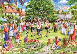The Country Dance Puzzel (1000 stukjes)