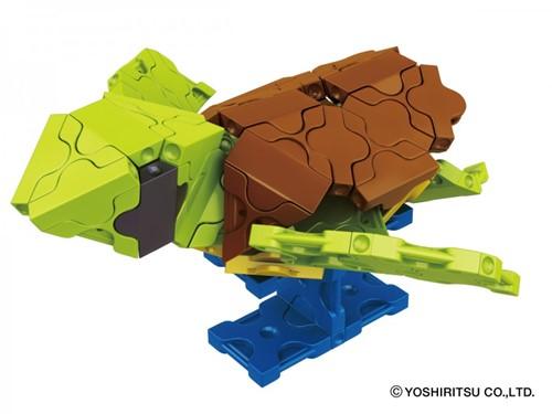 LaQ Marine World Mini Sea Turtle-2