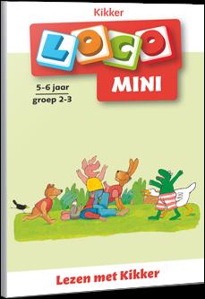 Loco Mini - Lezen met Kikker