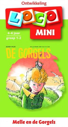 Loco Mini Boekje - Melle en de Gorgels