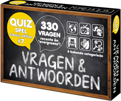 Trivia Vragen & Antwoorden - Classic Edition #7
