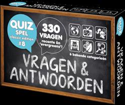 Trivia Vragen & Antwoorden - Classic Edition #8