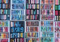 Rainbow Chalks Puzzel (1000 stukjes)-2