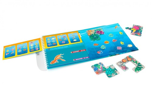 Magnetic Travel Games - Coral Reef-2
