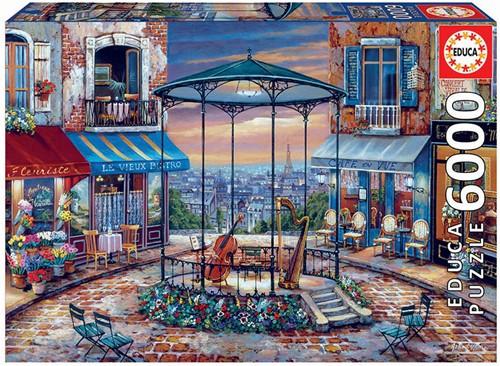 Evening Prelude Puzzel (6000 stukjes)