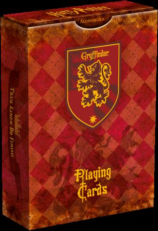 Gryffindor Deck - Speelkaarten