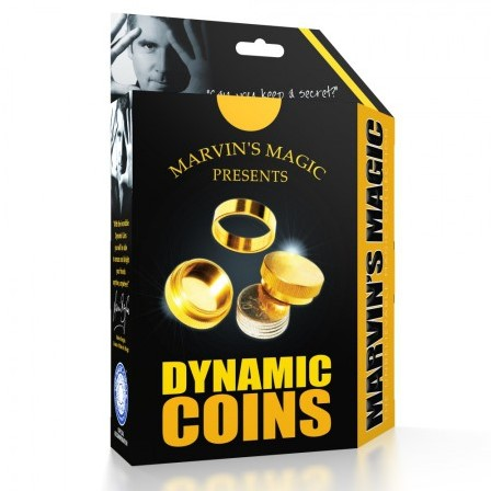Marvin's Magic - Dynamic Coins