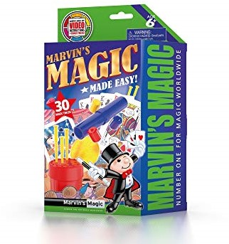 Marvin's Magic Made Easy - 30 Tricks Groen