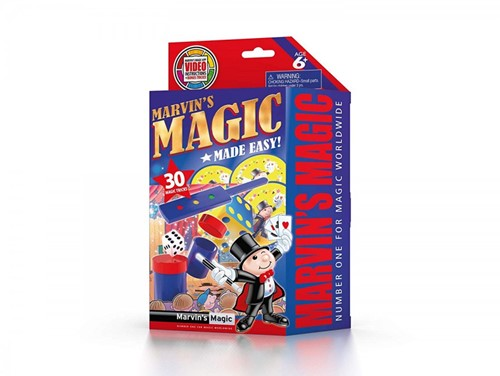 Marvin's Magic Made Easy - 30 Tricks