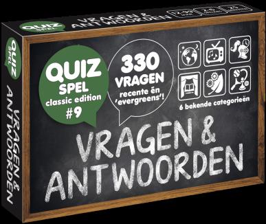 Trivia Vragen & Antwoorden - Classic Edition #9