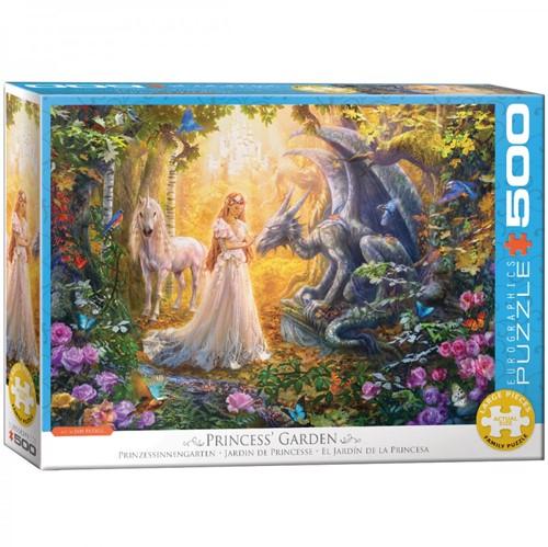 Princess Garden Puzzel (500 XL stukjes)