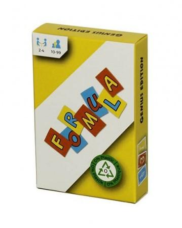 Formula Uitbreidingsset - Genius Edition